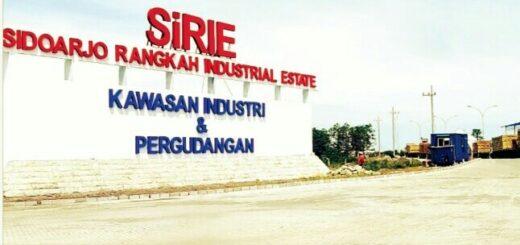 Dijual Kavling Industri Gudang SiRIE Sidoarjo