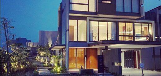 Dijual Rumah Mewah Bumi Serpong Damai (BSD) Tangerang