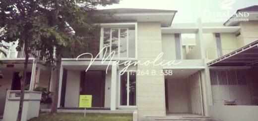 Dijual Rumah Mewah Minimalis Citraland