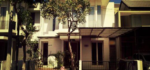 Dijual Rumah Minimalis Pantai Mentari