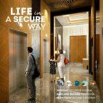 24 Jam Sistem Keamanan, Apartemen Vertu, Ciputra World Mall, Surabaya