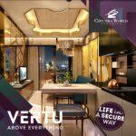 Above Everything, Apartemen Vertu, Ciputra World Mall, Surabaya