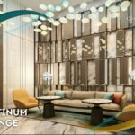 Platinum Lounge, Sky Residence, Apartemen Mewah di Atas Ciputra World Mall, Surabaya