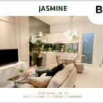 Ruang Keluarga, Type Jasmine, SpringVille Residence, Kalirungkut MERR, Surabaya