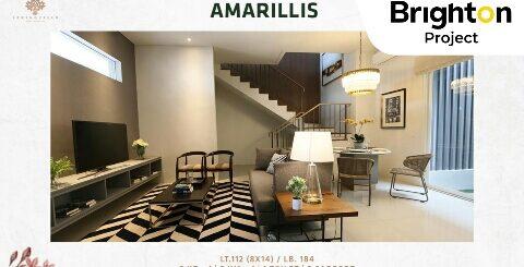 Ruang Tengah, Type Amarillis, SpringVille Residence, Kalirungkut MERR, Surabaya