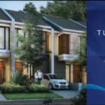 Rumah Minimalis Dua Lantai (Gambar 3D) Type Turkana, NorthWest Lake, Citraland Utara, Surabaya
