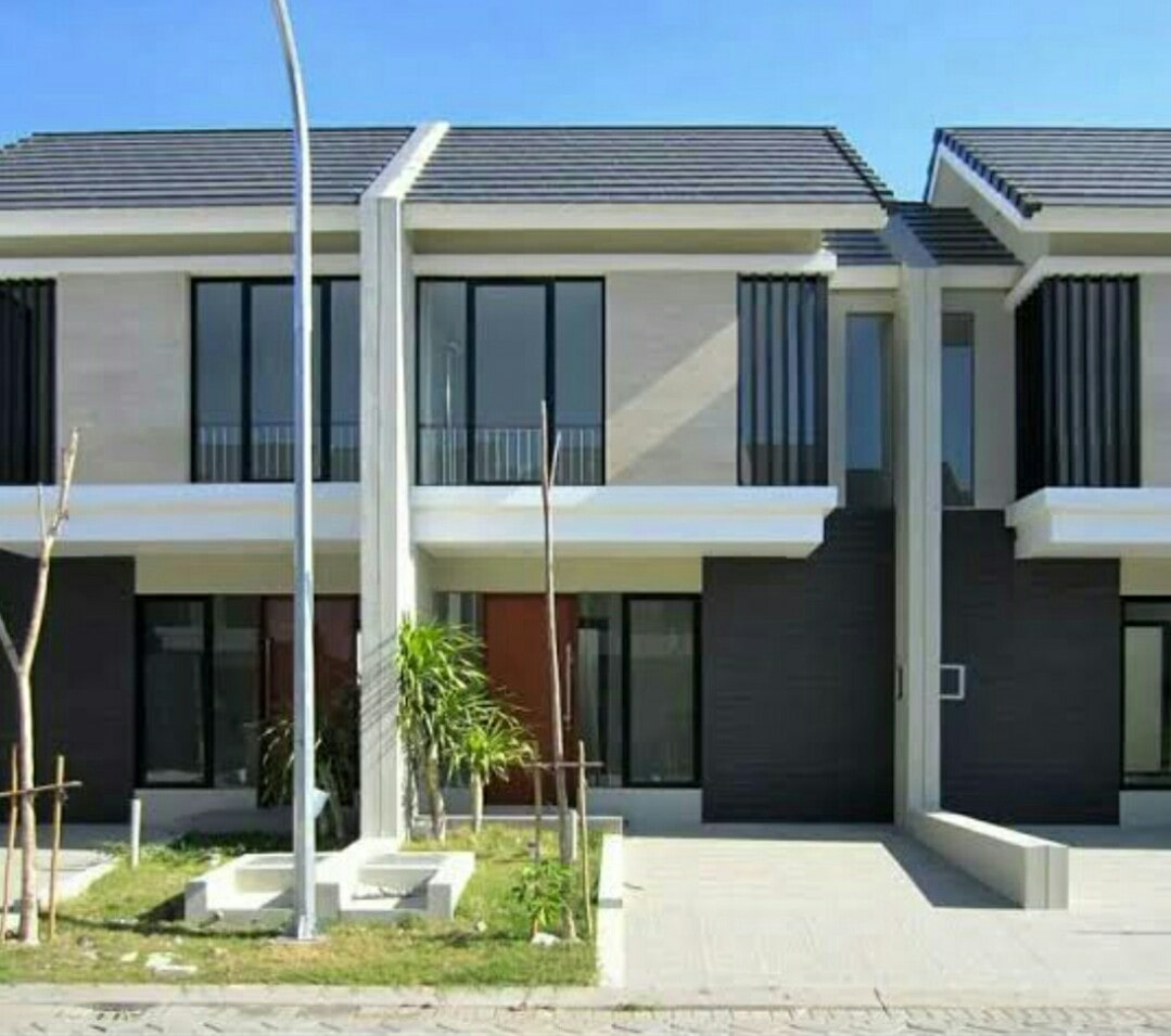 Rumah Minimalis Dua Lantai, Type Turkana, NorthWest Lake, Citraland Utara, Surabaya