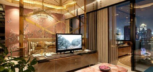 Semua Type Unit Mempunyai Balkon dan BayWindow, Apartemen Vertu, Ciputra World Mall, Surabaya