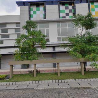 Tampak Depan Kompleks Ruko Rivera, Medokan Ayu, Rungkut, OERR, Surabaya