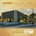 Club House, Grand Alexandria Hills, Puri Surya Jaya, Gedangan Sidoarjo