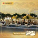 Food Stall Center, Grand Alexandria Hills, Puri Surya Jaya, Gedangan, Sidoarjo