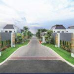 Gate Perumahan 1, Oakwood Park, Citraland Utama, Surabaya