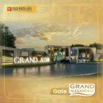 Gate yang Megah, Grand Alexandria Hills, Puri Surya Jaya, Gedangan Sidoarjo