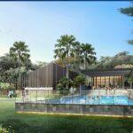 Private Club House, Type Viola, Oakwood Park, Citraland Utama, Surabaya