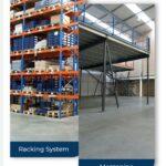 Racking System dan Mezzanine, Tritan Hub, Sedati - Gedangan, Sidoarjo