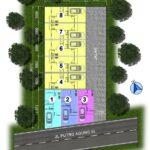 Site Plan Regency One Putro Agung, Harga mulai 900juta-an, Cicilan 6juta-an, Kenjeran, Surabaya