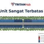 Site Plan, Tritan Hub, Sedati - Gedangan, Surabaya - Sidoarjo