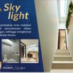 Sky Light, Type Viola, Oakwood Park, Citraland Utama, Surabaya