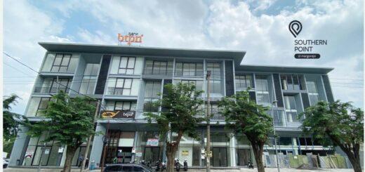 Tampak Depan Kompleks Ruko, Southern Point, Margorejo Indah, Surabaya