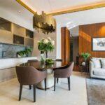 The Rosebay, 2BR, Dinner Room, Graha Family, Surabaya Barat
